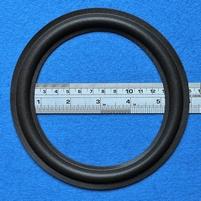 Foamrand van 6  inch, voor een conusmaat van 12 cm (F6Ct11)