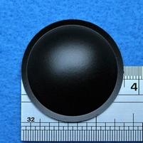 Plastick stofkap van 35 mm