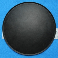 Dust cap, paper, 130 mm