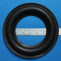 Foam ring, 8 inch, for a unit with a cone size of 13,0 cm