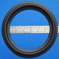 Rubber rand voor B&W BM220 woofer (8 inch)