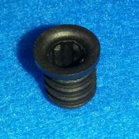 B&W 'grommet' voor diverse frontdoeken, zwart (GG11063)