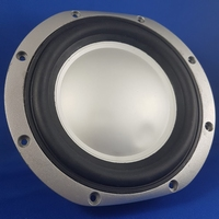 Rubber rand voor B&W DM603 S3 woofer