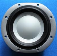 Rubber rand voor B&W ZZ12890 middentoner (7 inch)
