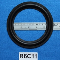Rubber ring, measures 6 inch, for a 12 cm cone