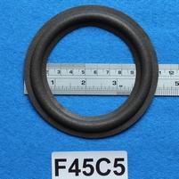 Foamrand van 4,5  inch, voor een conusmaat van 8,2 cm (F45C5