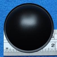 Plastick stofkap van 50 mm