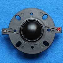 Soft dome diaphragm for several tweeters