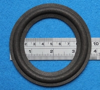 Foamrand (4 inch) voor Philips middentoner uit FB821