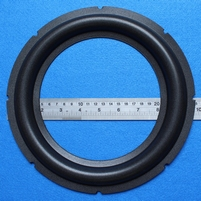 Foam ring, 10 inch, for a unit with a cone size of 17,9 cm