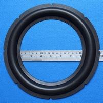Foamrand van 10 inch, voor een conusmaat van 17,9 cm (F10d4)