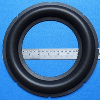 Foam ring, 10 inch, for a unit with a cone size of 17 cm