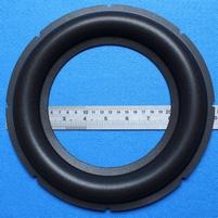 Foamrand van 10 inch, voor een conusmaat van 17 cm (F10d5)