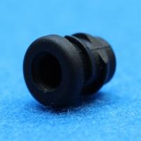 B&W 'grommet' voor diverse frontdoeken, zwart (GG02177)