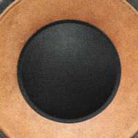Linnen stofkap voor Philips AD1056/W8 woofer