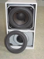 Foamrand voor Bang en Olufsen Beovox CX50 woofer (4 inch)