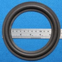 Foamrand voor Akai SW-MX115 woofer (6 inch)