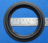 Rubber rand voor B&W CM8 S2 woofer (5 inch)