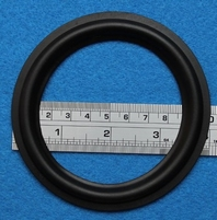 Rubber ring for Vifa P11WH-00 woofer