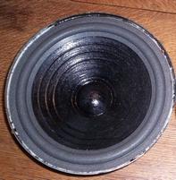 Foamrand voor Allison One woofer (10 inch)