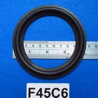 Foamrand van 4,5  inch, voor een conusmaat van 8,42 cm