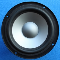 Infinity Primus 250 woofer, small dent in speakerframe