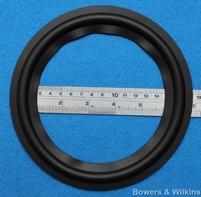 Rubber rand voor B&W DM604 woofer