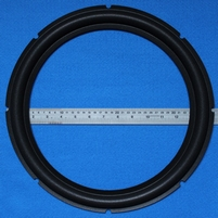 Foam ring, 15 inch, for a unit with a cone size of 30,9 cm