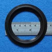 Schaumstoff Sicke - 3,25 Zoll - für 6,4 Zm. Membran (F333)
