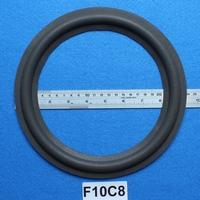 Foamrand van 10 inch, voor een conusmaat van 19 cm (F10C8)
