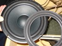 Foam ring (6 inch) for Jamo W21357 woofer