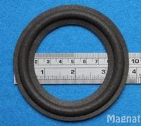 Foam ring (4 inch) for Magnat MIG Ribbon 3 & 5 mid-toner
