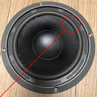 Foam ring (6 inch) for Magnat 144 1081 woofer