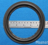 Foamrand voor Magnat 101 1601 woofer (6 inch)