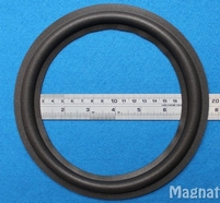 Foam ring (8 inch) for Magnat Zero 4 woofer