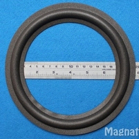 Foam ring (8 inch) for Sonobull 202 woofer