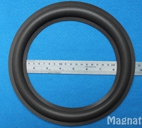 Foam ring (10 inch) for Magnat Ribbon 10 woofer