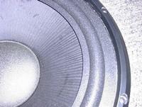 Foamrand (12 inch) voor Infinity Kappa 8 woofer