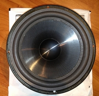 Foamrand (8 inch) voor Infinity Reference 61 woofer