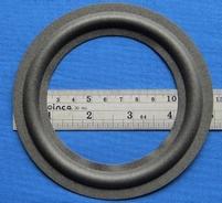 Foam ring (5 inch) for Philips midtoner for FB825