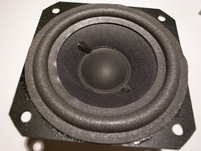 Foam ring for Bang & Olufsen Beovox CX100 woofer, 4 inch