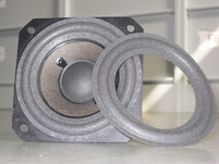 Foamrand voor Bang en Olufsen Beovox C75 woofer (4 inch)