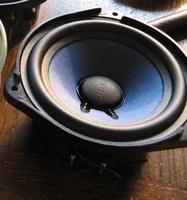Rubber rand voor BOSE 901 luidsprekerunit