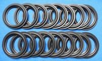 Aanbieding: rubber randen voor BOSE 802 - set van 18 st.
