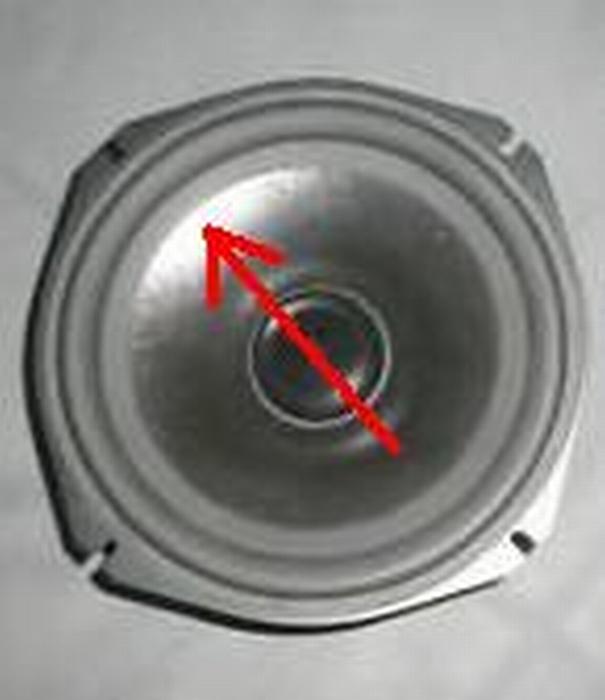 Special Foam Ring To Repair Kef Kar110 Kar 110 Woofer