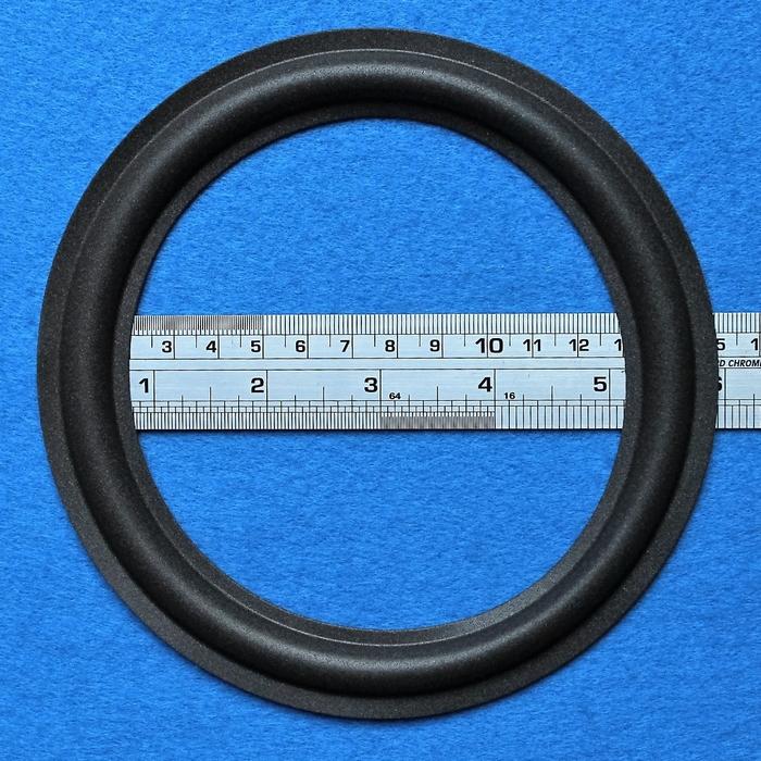 Foam ring (6 inch) for Onkyo SC-585 woofer