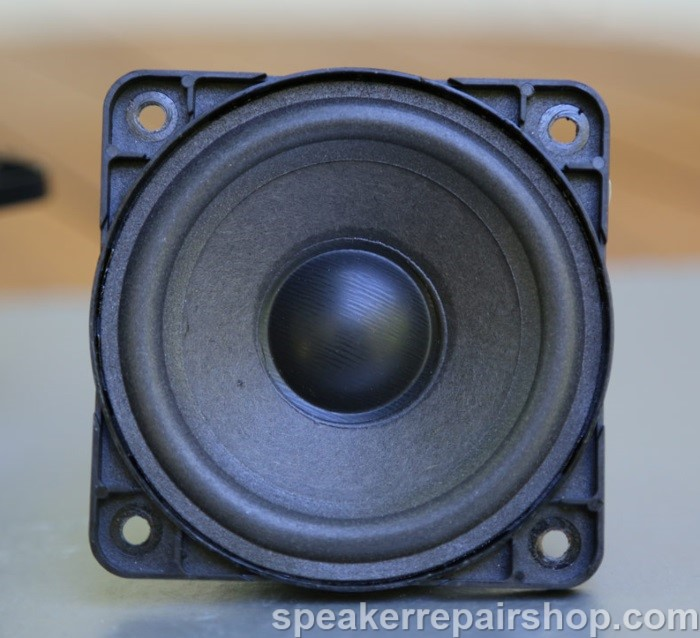 B&W CM4 Lautsprecher Sicken Reparatur