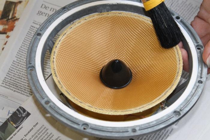 B&W ZZ11436 Gummisicke Ersatz: Konus ist staub- und fettfrei