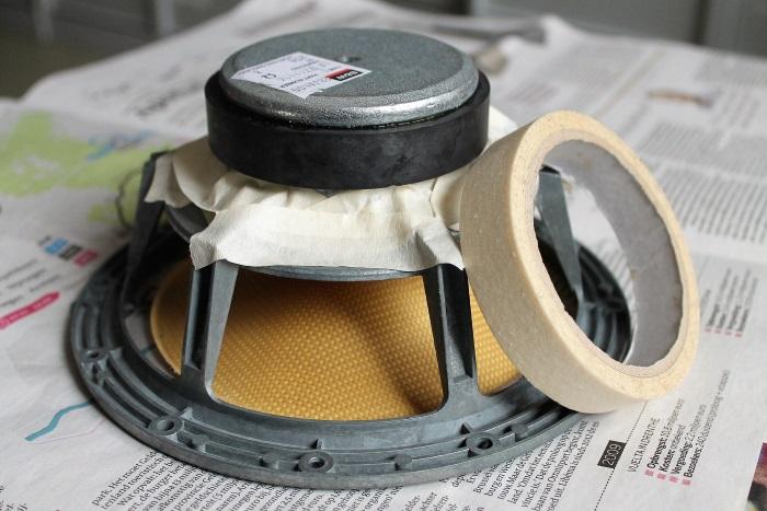 B&W ZZ11436 Gummisicke Ersatz: Lage rundum die Magneten abgedeckt