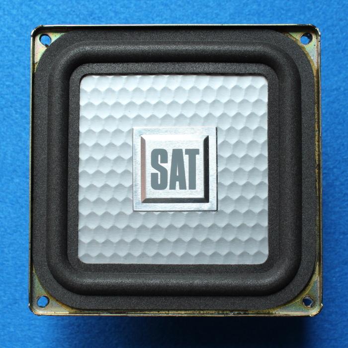 Lautsprecher Reparatur: Präzisions-Applikator für Leim